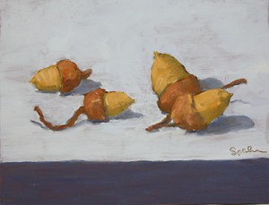 Four Acorns XXV