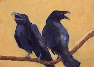 Two Ravens SOLD